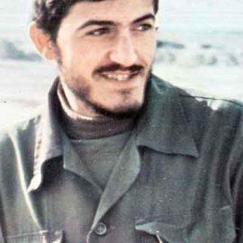 شهید زین الدین؛ زیارت عاشورای فرماندهی