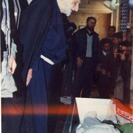 حاجت شهید حسین دخانچی