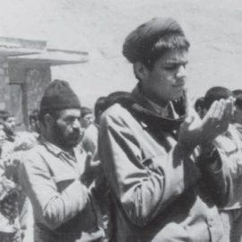 روضه خوانی شهید سید محمد حسین نواب برای حضرت فاطمه (س) در بوسنی
