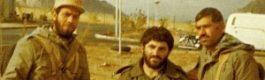 روایت وداع شهید جلال افشار