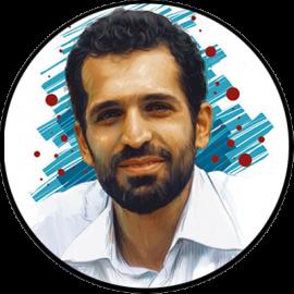 موشک دست ساز شهید مصطفی احمدی روشن