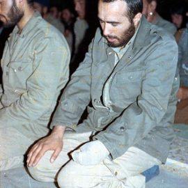 خاطره شهید حسین خرازی از یک شهید سوخته