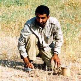 سرّ به تعویق افتادن شهادت شهید علی محمود وند