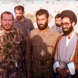 ارتباط کلامی با همسر در سیره شهید کاظم نجفی رستگار