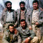 مرخصی اجباری شهید کاظم نجفی رستگار