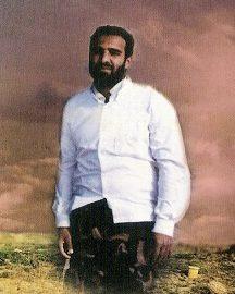 زندگی نامه شهید عباس صابری