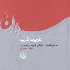 معرفی و بررسی کتاب غریب غرب؛ روایت زندگی شهید محمد بروجردی