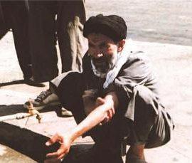 آزاده سید علی اکبر ابوترابی و دادن مبلغ خرید خانه به نانوای ورشکسته