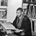 کتاب خانه شخصی شهید سید علی اندرزگو