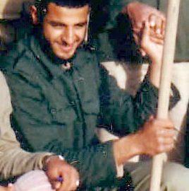 عنایت امام زمان (عج) به شهید سید حسن ایزدهی