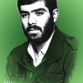 اولین دعای کمیل شهید محمد رضا تورجی زاده