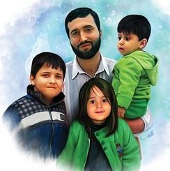 خجالت نکشیدن از کار در سیره شهید مهدی قاضی خانی