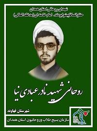 شهید نادر عبادی نیا و عملیات کربلای ۴
